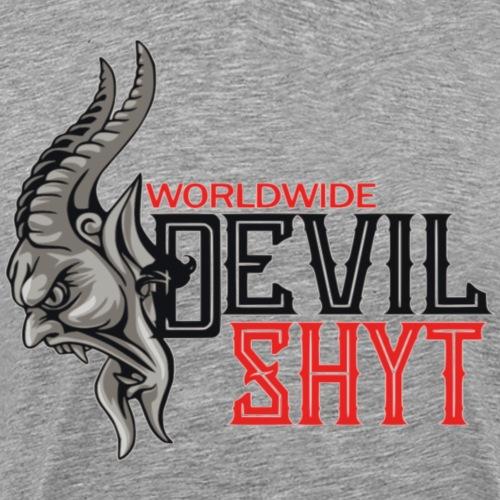 WORLDWIDE DevilShyt 2018 - Männer Premium T-Shirt