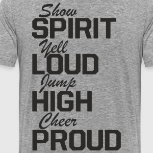 Show Spirit - Men's Premium T-Shirt