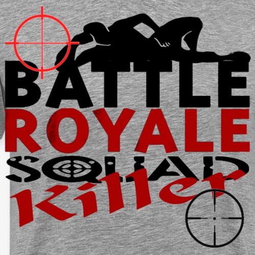 Squad Killer 1 - Männer Premium T-Shirt