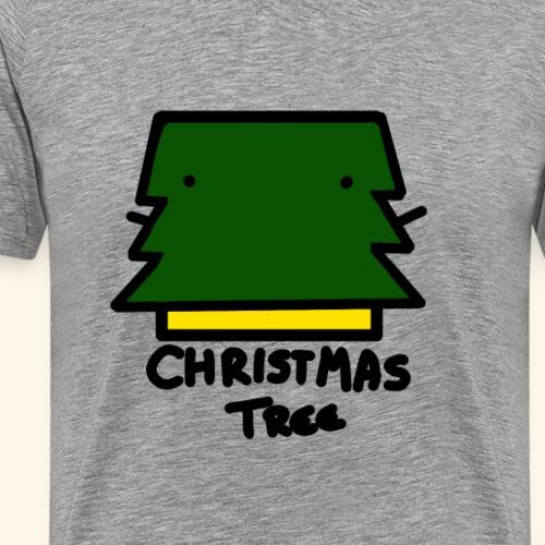 Christmas Tree - Men's Premium T-Shirt
