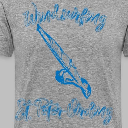 Windsurfing St Peter Ording - Männer Premium T-Shirt