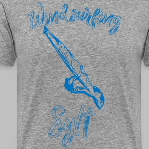 Windsurfing Sylt - Männer Premium T-Shirt