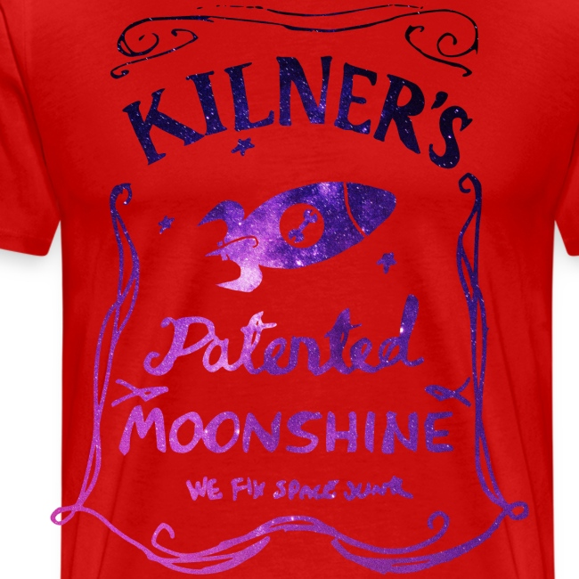 Kilner's Patented Moonshine (Stars Outline)