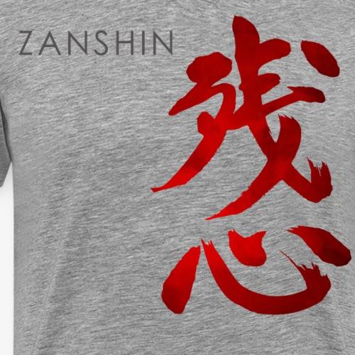 ZANSHIN - T-shirt Premium Homme