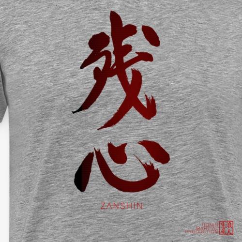 ZANCHIN TEE SHIRT - T-shirt Premium Homme