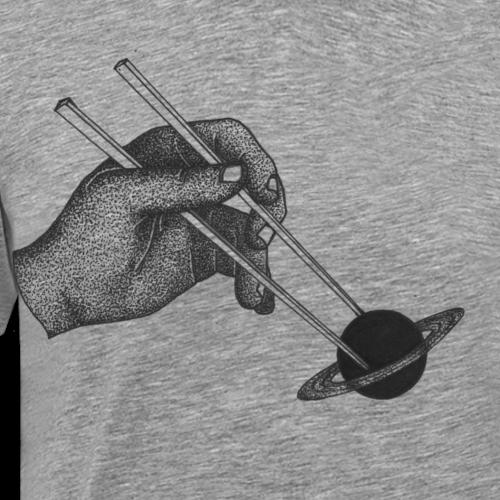 The Sticks [BLACK] - Men's Premium T-Shirt