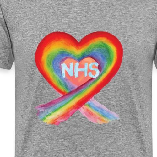Love the NHS - Men's Premium T-Shirt