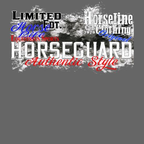 Limited Edition Horseguard Pferd Reiten - Männer Premium T-Shirt