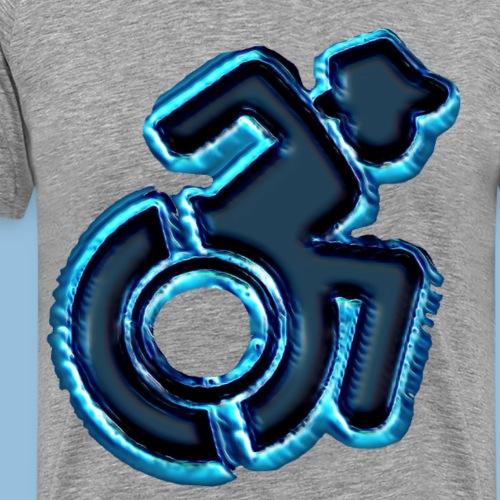 WCM Man 001 - Mannen Premium T-shirt