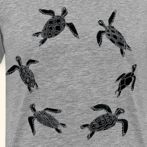 Meereschildkröten - Männer Premium T-Shirt