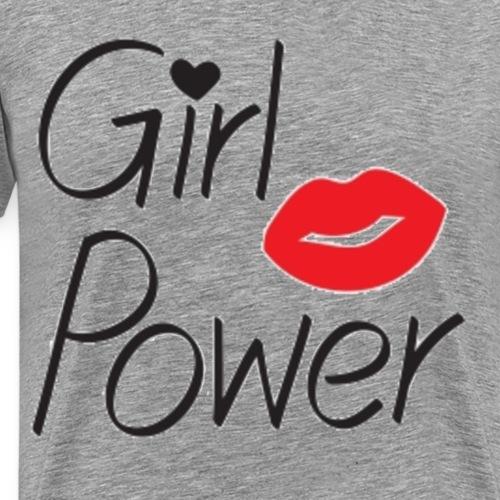 Girl Power LIMITED EDITION - Männer Premium T-Shirt