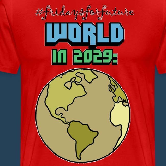 World in 2029 #fridaysforfuture #timetravelcontest