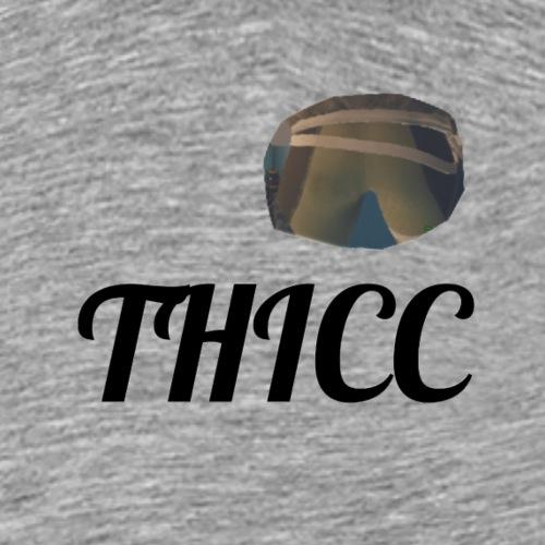 THICC Merch - Men's Premium T-Shirt