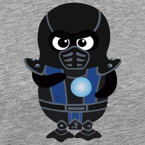 Pingouin SubZero - T-shirt Premium Homme