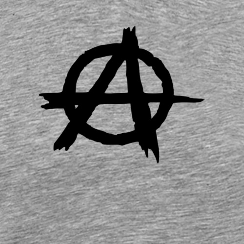 Anarchism - T-shirt Premium Homme
