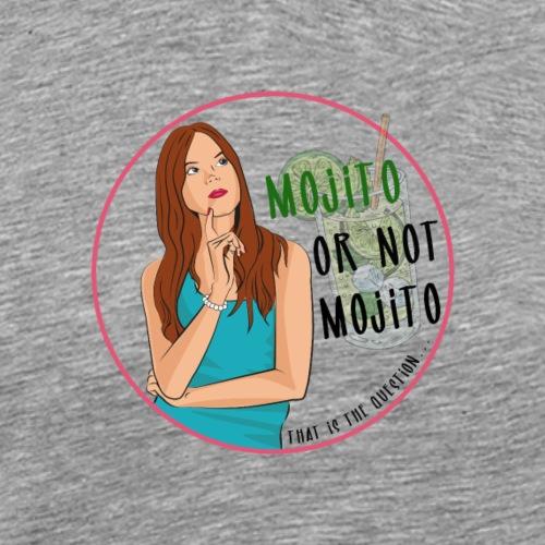 MOJITO - T-shirt Premium Homme