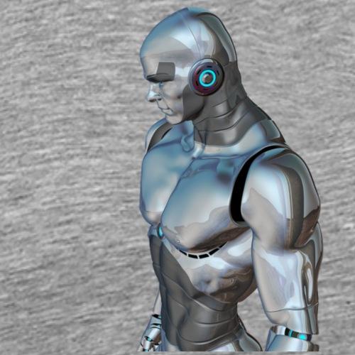robot - Männer Premium T-Shirt