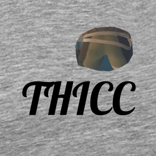 THICC Merch - Men's Premium T-Shirt
