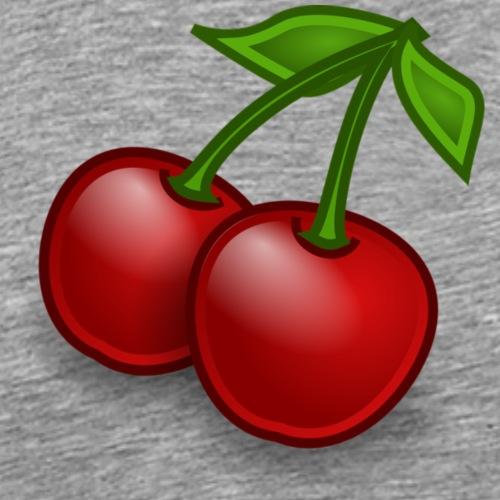 Red cherry for you! - Männer Premium T-Shirt