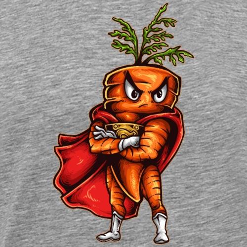 Super Carrot - Männer Premium T-Shirt