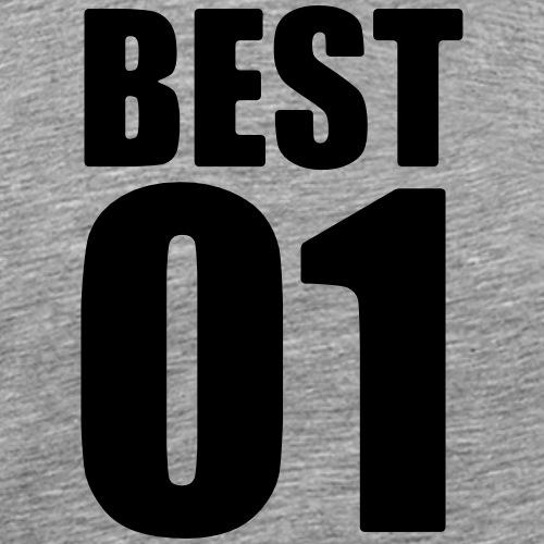 best friend - beste Freunde Shirt - Bff Shirt - Männer Premium T-Shirt