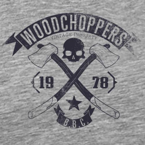 Woodchoppers 1978 - Männer Premium T-Shirt