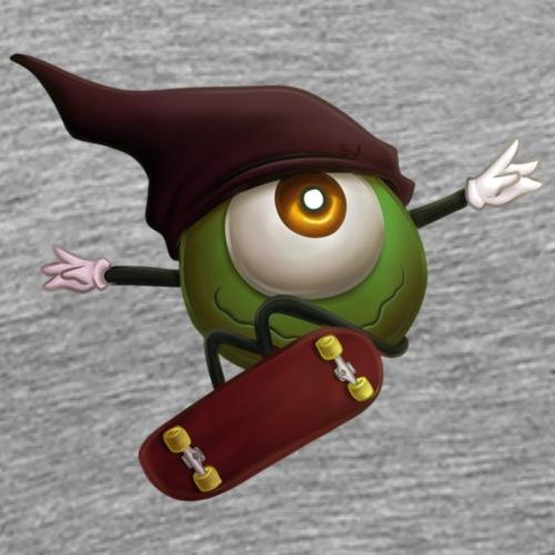 Skater Monster - Men's Premium T-Shirt