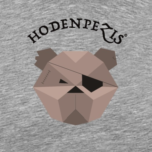 HODENPEZIS Origin Team Black - Männer Premium T-Shirt