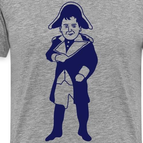 Napoleon - Männer Premium T-Shirt