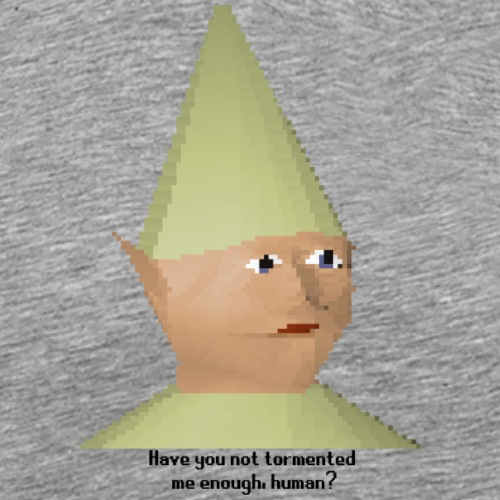 Gnome Child Bag - Men's Premium T-Shirt