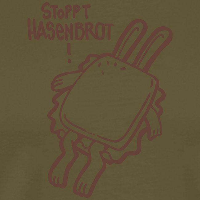 hasenbrot 1farbig
