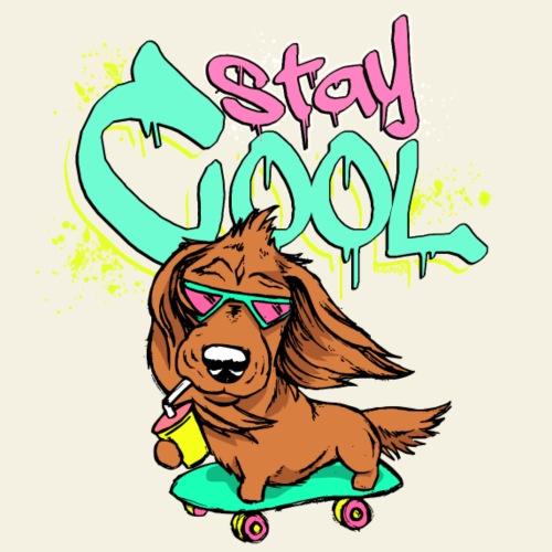 Stay Cool! - Miesten premium t-paita