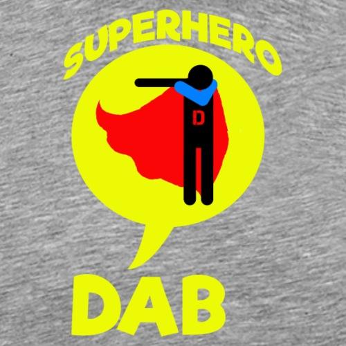 Dab supereroe/ Dab Superhero - Maglietta Premium da uomo