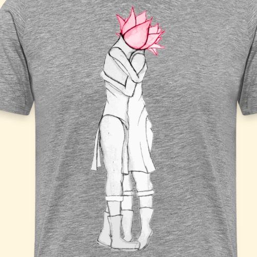 Amour Lotus - T-shirt Premium Homme