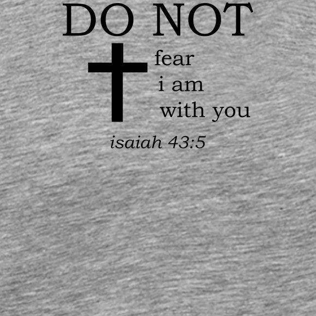 'DO NOT' t-shirt