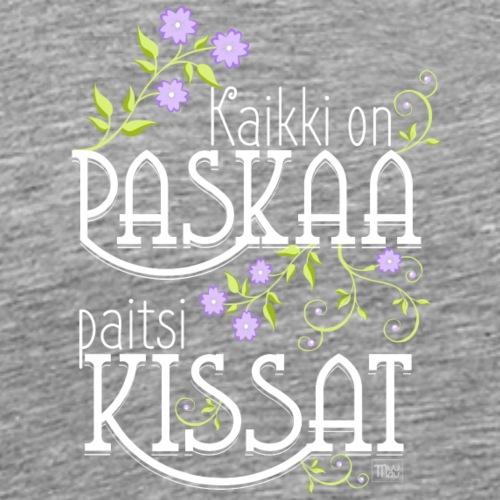 Paitsi Kissat II - Miesten premium t-paita