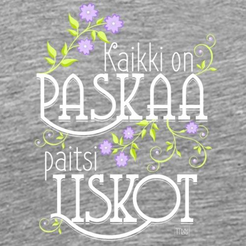 Paitsi Liskot II - Miesten premium t-paita