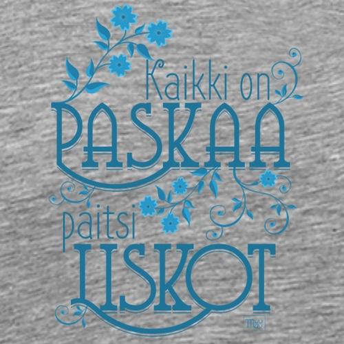 Paitsi Liskot III - Miesten premium t-paita