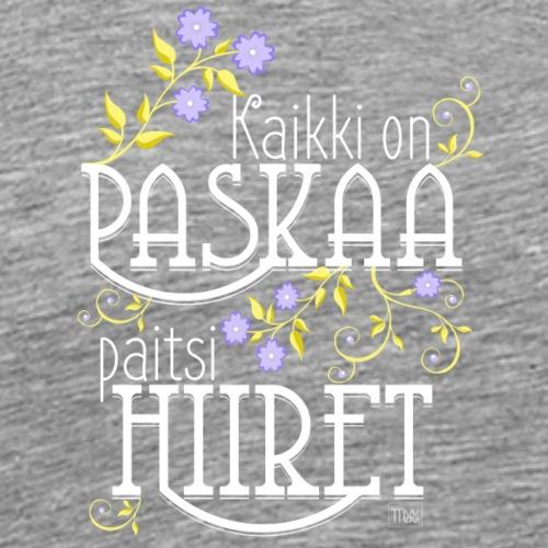 Paitsi Hiiret II - Miesten premium t-paita