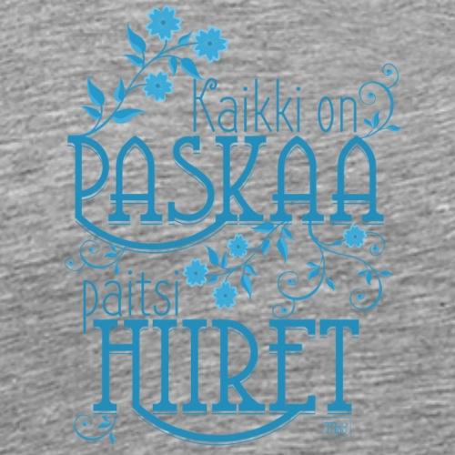 Paitsi Hiiret III - Miesten premium t-paita