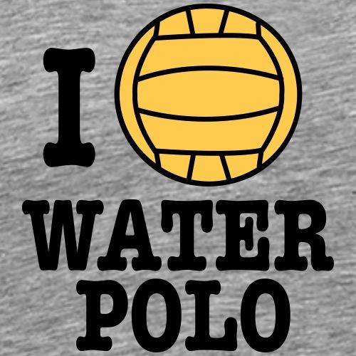iplaywaterpolo - Men's Premium T-Shirt