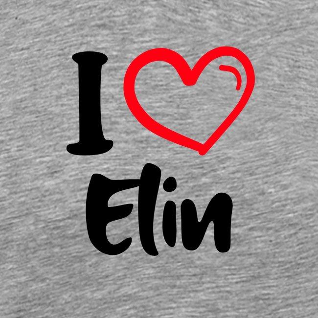 I LOVE ELIN