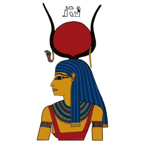 Isis - altägyptische Göttin - Männer Premium T-Shirt