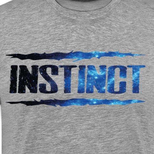 Instinct - Blue - Men's Premium T-Shirt