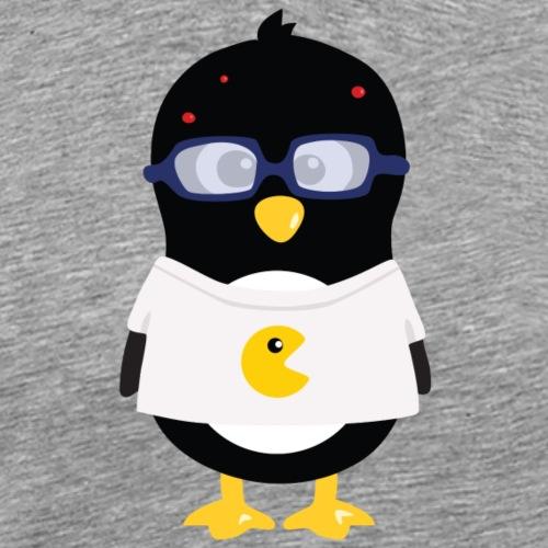 Pingouin Geek - T-shirt Premium Homme