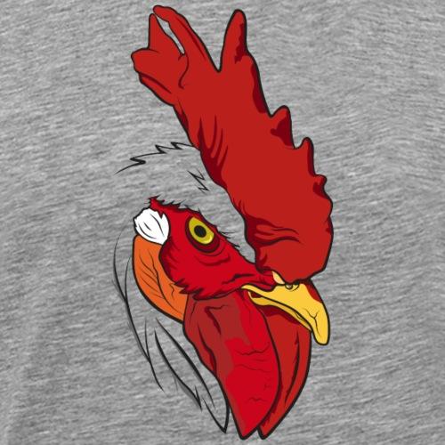 rooster - Maglietta Premium da uomo