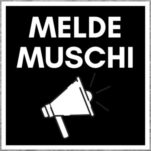 Meldemuschi - Männer Premium T-Shirt