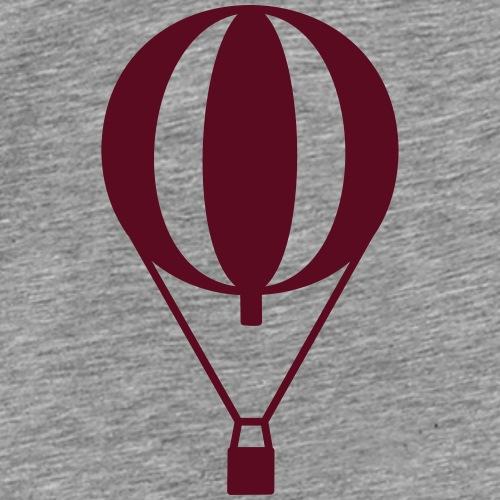 Gasballon prall - Männer Premium T-Shirt