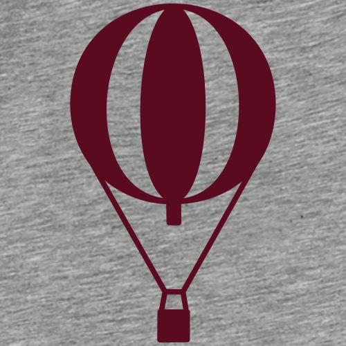 Gas balloon bulging - Men's Premium T-Shirt