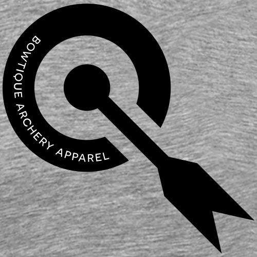 BOWTIQUE Archery Apparel Massive (by BOWTIQUE) - Männer Premium T-Shirt